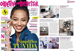 Revista Objetivo o Bienestar - Abril 2016 Portada y P�gina 117