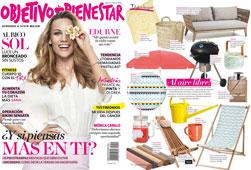 Revista Objetivo o Bienestar - Junio 2016 Portada y P�gina 118
