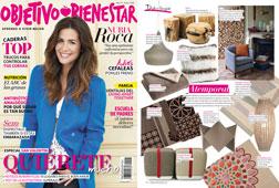 Revista Objetivo o Bienestar - Febrero 2016 Portada y P�gina 114