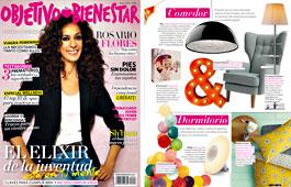 Revista Objetivo o Bienestar - Marzo 2015 Portada y P�gina 113