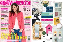 Revista Objetivo o Bienestar - Marzo 2016 Portada y P�gina 112
