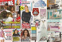 Revista Salvame - Abril 2014 Portada y P�gina 33