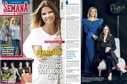Revista Semana - Abril 2016 Portada y P�gina 16
