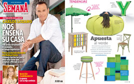 Revista Semana - Mayo 2016 Portada y P�gina 67