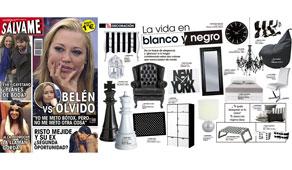 Revista Salvame - Enero 2015 Portada y P�gina 12