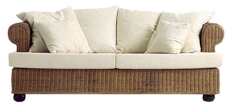 Muebles De Rattan Para Exterior : Muebles de jardn baratos sof mas chaise longue para y