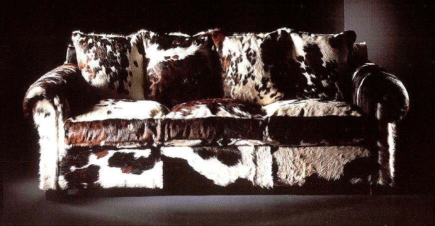 Sofá Simpson Piel de Vaca Natural no disponible en Portobellostreet.es
