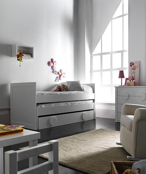 Productos similares a Cama Nido Triple Crculos White disponibles en