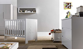Dormitorio Infantil Little Bear white