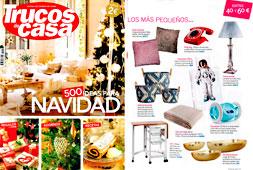 Revista Cosas de Casa - Diciembre 2014 Portada y P�gina 113