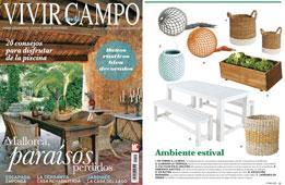 Revista Vivir en el Campo - Agosto 2016 Portada y Página 11