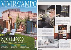 Revista Vivir en el Campo - Marzo 2014 Portada y P�gina 70