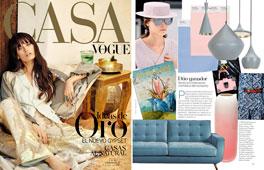 Revista Vogue - Mayo 2016 Portada y P�gina 37