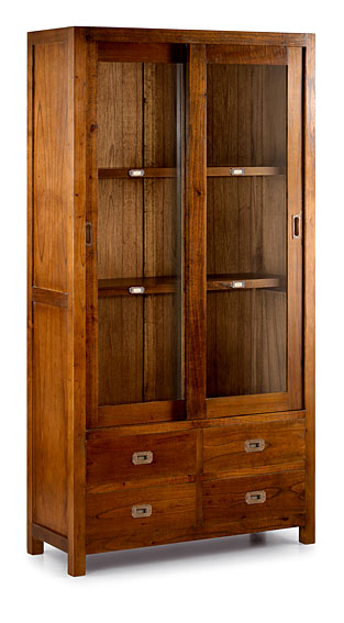 Vitrina puertas correderas colonial Star no disponible en ...
