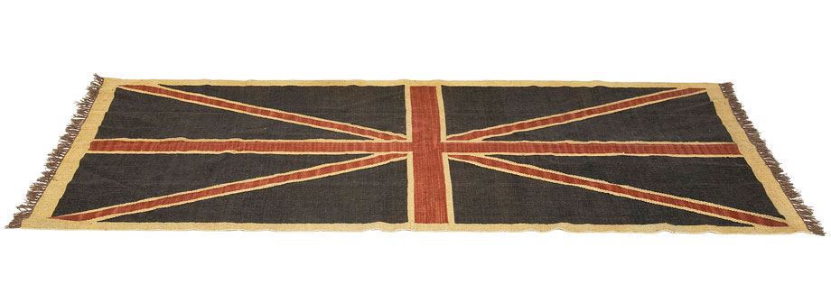 alfombra british vintage no esta disponible