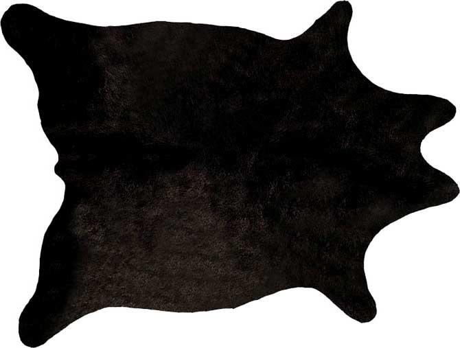 Alfombra Piel Negra No Disponible En