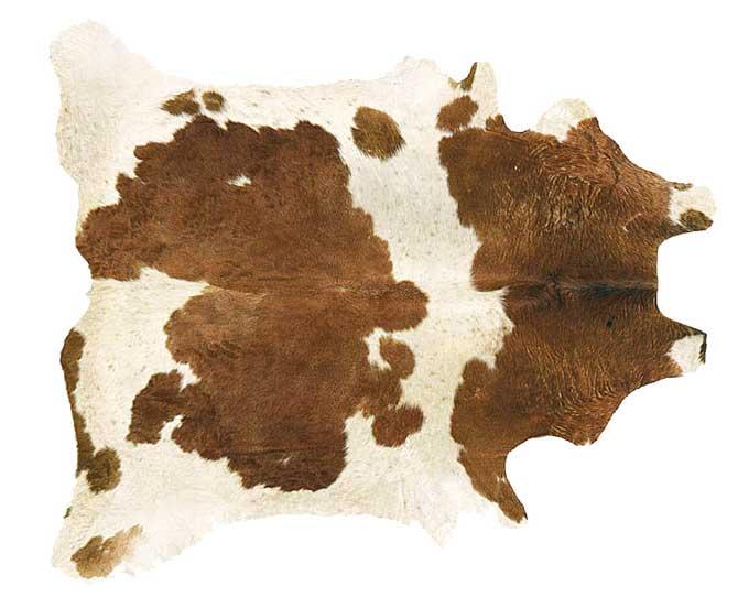 Alfombra piel de vaca marr n no disponible en - Alfombra piel vaca ...