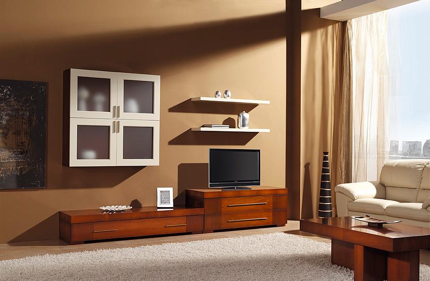 Sal n lina vii no disponible en - Muebles color cerezo como pintar paredes ...