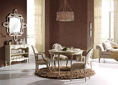 Comedor Vintage La Rochelle Round