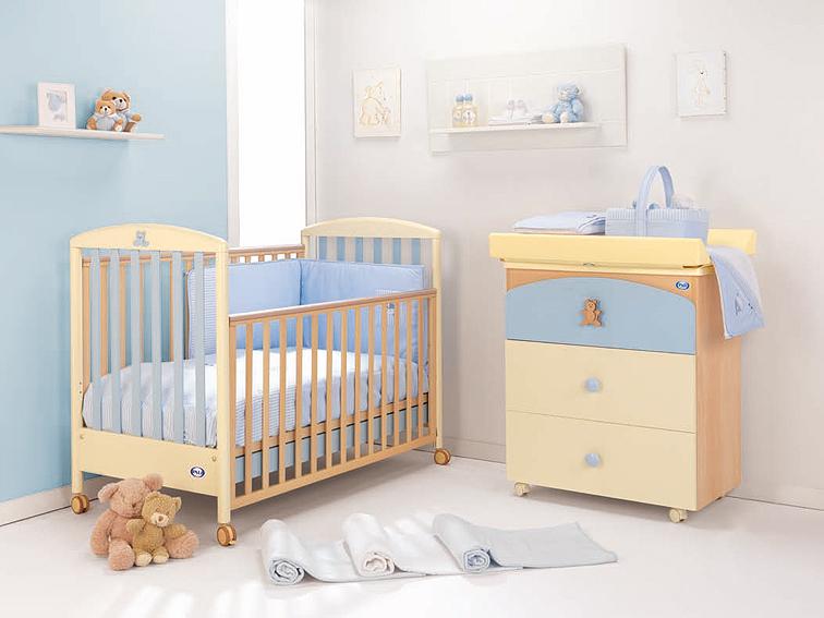 Dormitorio Infantil Petito Azul no disponible en Portobellostreet.es