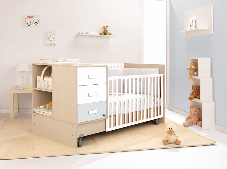 Dormitorio Infantil Zoom Blanco No Disponible En