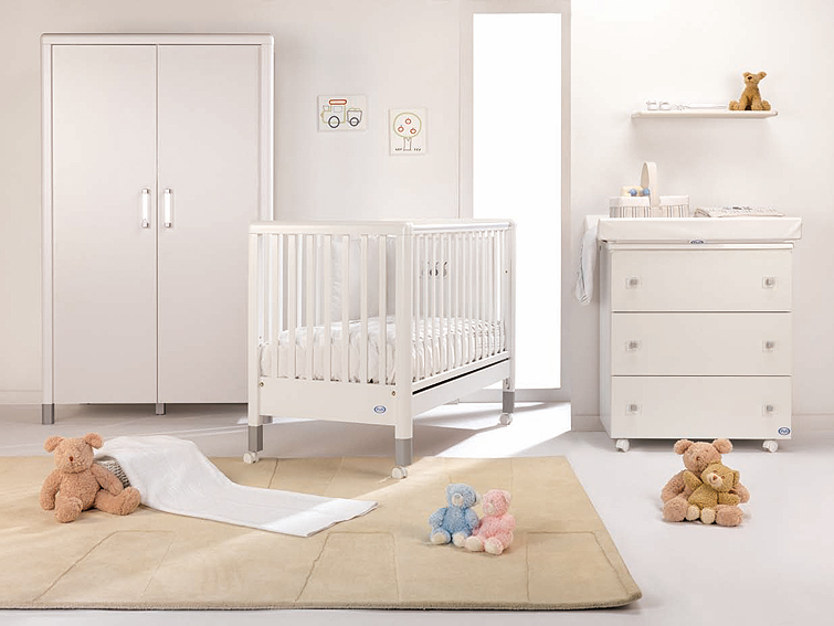 dormitorio infantil krio blanco no disponible en