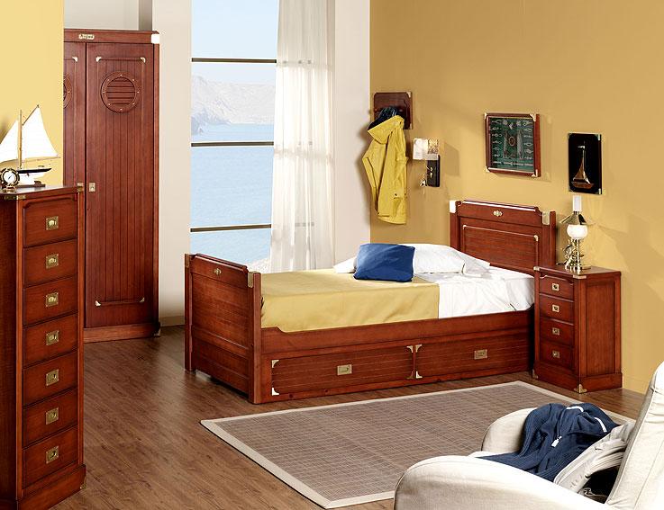 Dormitorio camarote 2 no disponible en for Segunda mano muebles de dormitorio