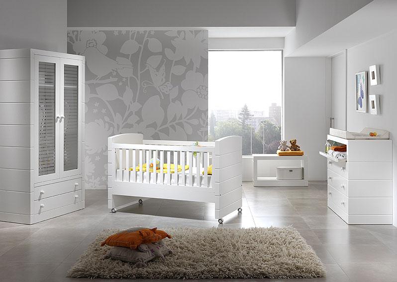 Muebles Martin Peñasco:  Dormitorio Baby - Dormitorios Infantiles y Juveniles - Muebles Infantiles