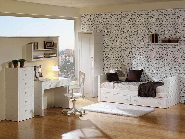 Dormitorio juvenil montblanch no disponible en - Almedinilla muebles ...