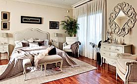 Dormitorio Vintage La Rochelle