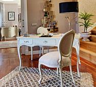 Ambiente Hall Rochelle - Mesas de Escritorio Vintage - Muebles Vintage