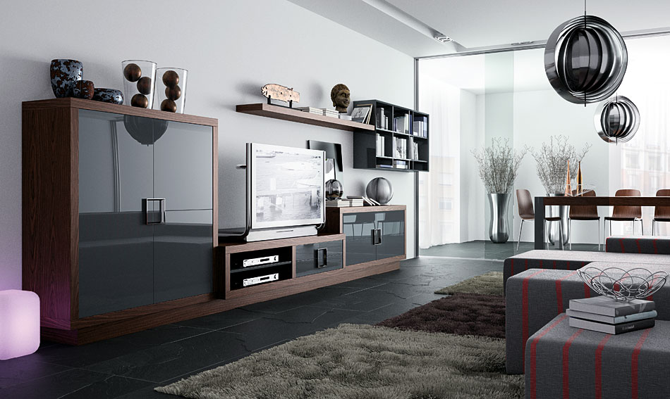 Aparador mueble tv new bauhaus de lujo en portobellodeluxe for Muebles de cocina bauhaus