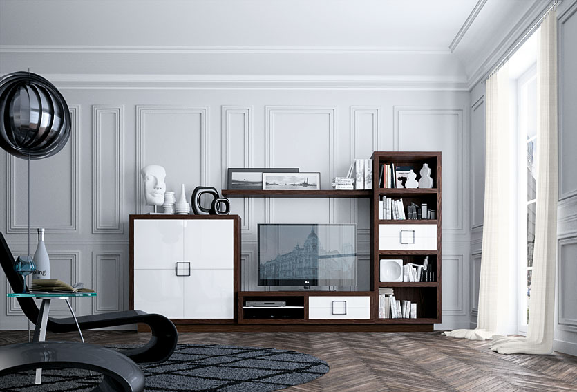 Sal n new bauhaus kiona en tu tienda for Muebles de cocina bauhaus