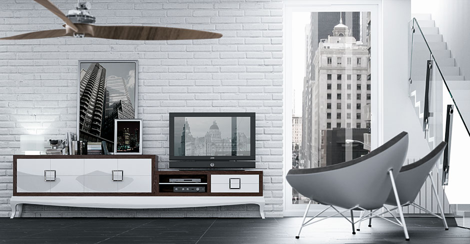 mueble tv new bauhaus en