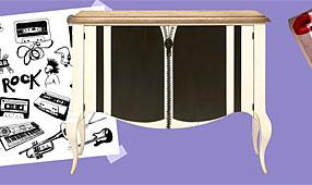 Muebles Vintage Cool