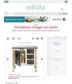 Aparadores vintage con estilo con Portobello - Enero 2015