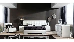Dormitorio moderno Blok