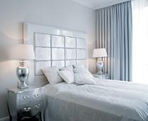Muebles y decoración en plata