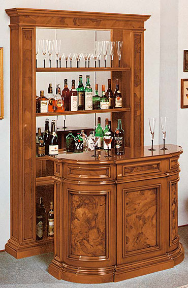 mueble bar y botellera cinzia no disponible en