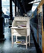 Escritorio Bureau Vintage Provenzal
