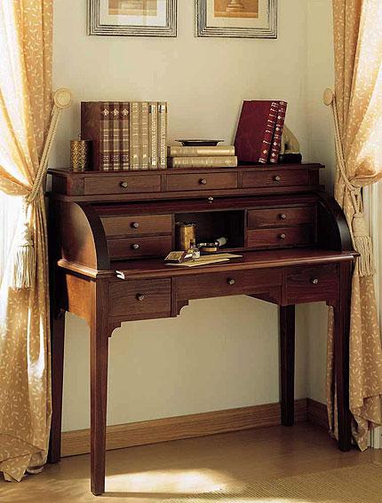 Bureau colonial persiana en - Muebles coloniales blancos ...