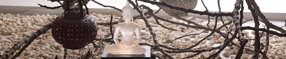 Decoraci n de estilo zen en - Cuadros estilo zen ...