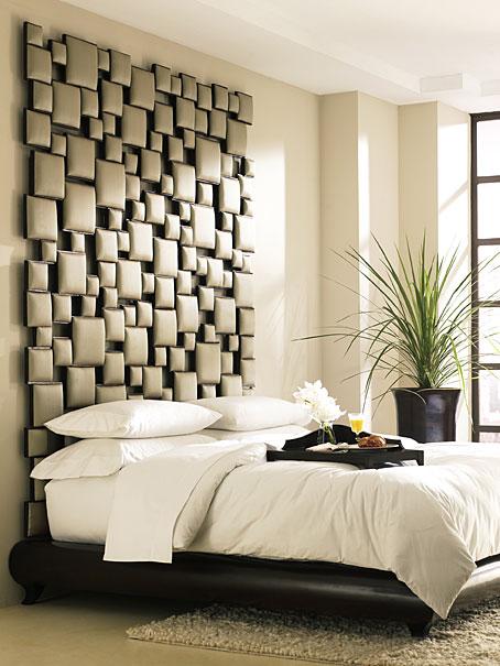 Cama cuadros en cosas de arquitectoscosas de arquitectos - Cuadros cabecera cama ...