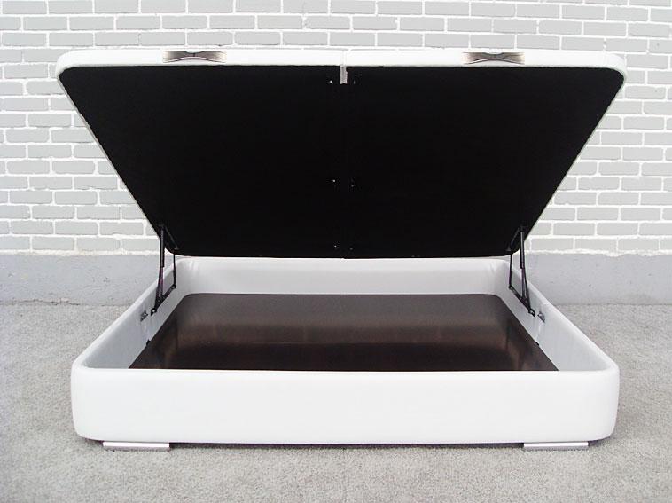 Canap ohio blanco 180x200 cms no disponible en for Canape 180x200