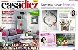 Revista Casadiez - Febrero 2014 Portada y P�gina 5