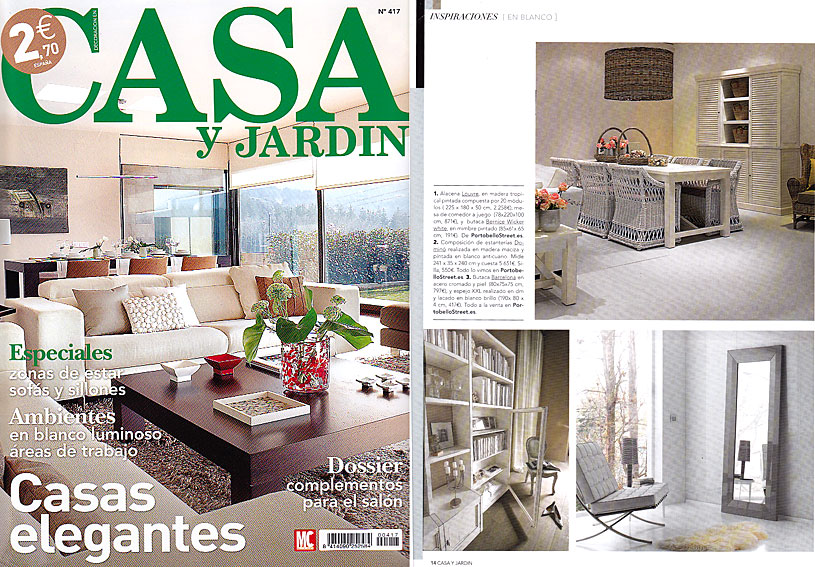 Casa y jardin revista un blog sobre bienes inmuebles for Revista jardin 2016