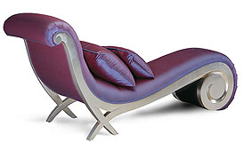 Chaise Longue Rodeo Drive Christopher Guy