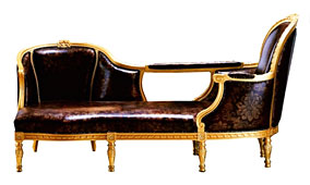 Chaise Longue Sade Stampa