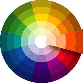 La elecci�n del color
