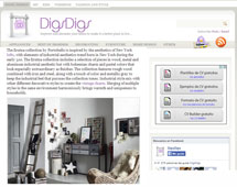 Colecci�n erutna con Portobello en digsdigs.com - Julio 2014